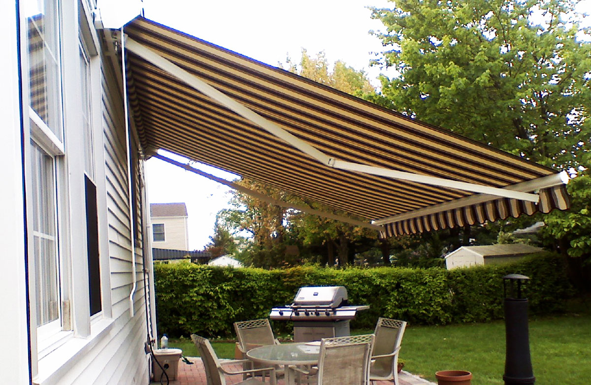 Residential Awnings | San Signs & Awnings
