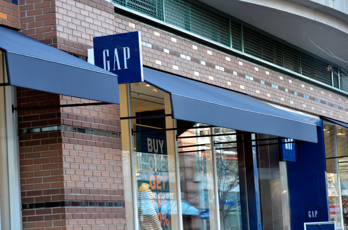 Commercial Awnings   San Signs & Awnings